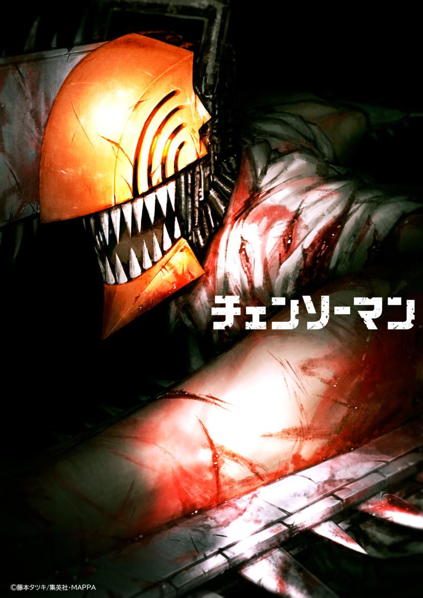 MAPPA na čelu animeja Chainsaw Man